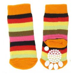 Chaussettes chaude antidérapante 1 paire Taille S pour chien vêtement chien Karlie FL-514611