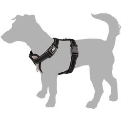 Flamingo dog harness FL-519144D