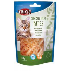 Trixie friandise Filet de poulet sachet de 50 g pour chat TR-42701 Friandise chat