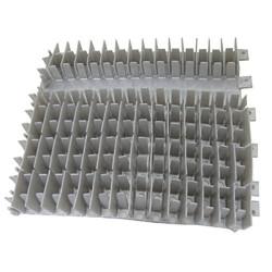 MAYTRONICS Brosse pvc dyn pour brosse combinée grise pour robot suprême m5, dyn+ et master m5 + prox 2 2x2 SC-MAY-201-0370 Pi...