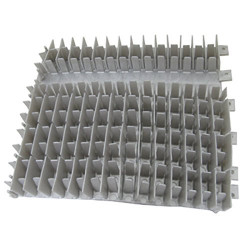 Brosse pvc dyn pour brosse combinée grise pour robot suprême m5, dyn+ et master m5 + prox 2 2x2 Pièce robot Générique  SC-MAY...