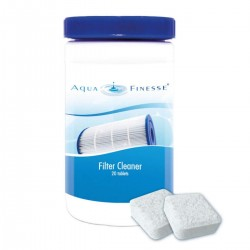 AquaFinesse SC-AQN-500-0065-X001 FILTER CLEAN - filter cleaner filter cartridge pool and spa Pool filtration