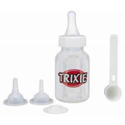 Set biberon 120 ml chien ou chat accessoire alimentaire Trixie TR-24210