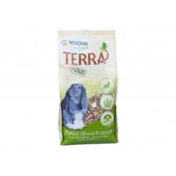 Dwarf rabbit dwarf terra junior food 2.25 kg Vadigran food VA-385050