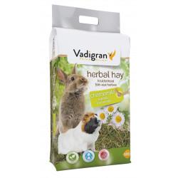 VA-1031 Vadigran Alimento de heno a base de flores de manzanilla 500 gr Comida y bebida