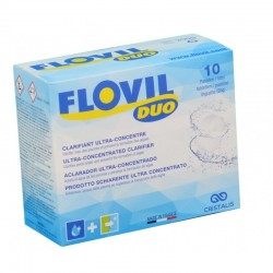 Floculation à double action - flovil duo Produit de traitement flovil WEL-500-0004