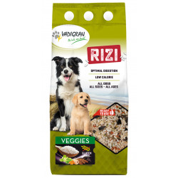VA-927050 Vadigran Arroz, arroz, verduras, arroz y verduras para perros 1 kg Comida para perros