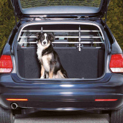 Trixie TR-13171 Partition grid for car 96-163 cm Dog Safety