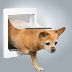 Trixie TR-3877 Dog flap 2 positions XS-S Dog flap holder