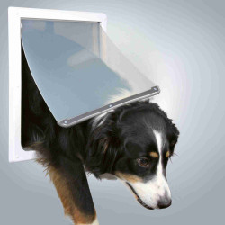 Trixie TR-3879 Dog flap 2 positions M-XL Dog flap holder