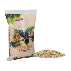 Vadigran VA-14183 Litière a bases de maïs CORBO 3 litres - 1 kg Hay, litter, shavings