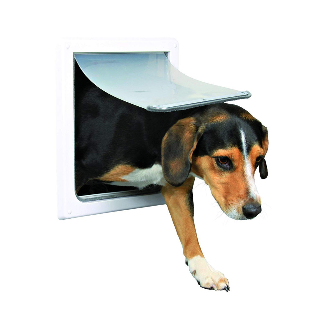 Trixie TR-3878 Dog flap 2 positions S-M Dog flap holder