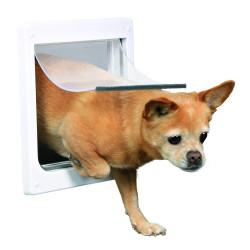 TR-3877 Trixie Chatière pour chien 2 positions XS-S Porta solapa para perro