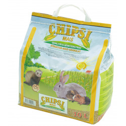 Vadigran VA-23333 Ground cover CHIPSI corn 10 liters 4.6 kg approximately Hay, litter, shavings