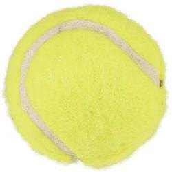 Jouet pour chien 3 petite balles jaune ø 3.7 cm environ Jouet Flamingo FL-518477