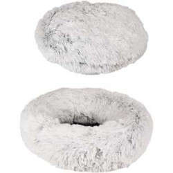 Flamingo FL-560794 Alba round white basket ø 52 cm x 14 cm for cats Sleeping