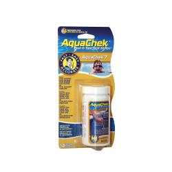 AquaChek 7 Fonctions 50 Bandes de Catégorie Analyse de l'eau Analyse piscine aquachek FB-52510