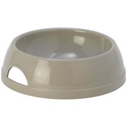 Flamingo 0.8 litre Gamelle pour chien et chat MARA grise FL-518802 Gamelle, écuelle