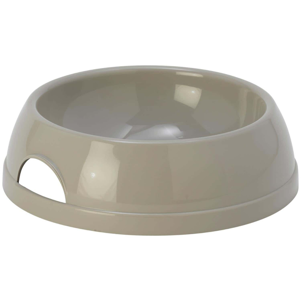 0.8 litre Gamelle chien chat Mara grise Gamelle, écuelle Flamingo FL-518802