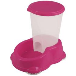 1.5 Litre Un distributeur de croquettes. chien ou chat Mara hawai Distributeur d'eau, nourriture Flamingo FL-518830