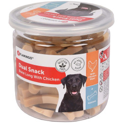 Flamingo FL-518571 Snack for dog with chicken 160 gr Nourriture