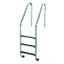 FLEXINOX FLX-350-0069 Standard STAINLESS STEEL 3 Steps access to the swimming pool