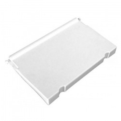 astralpool Volet de skimmer prestige Astral 4402010501- couleur blanc Volet de skimmer
