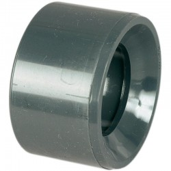 Jardiboutique RS7563 Short reduction PVC 75 - 63 mm - to be glued Pressure reduction