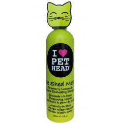 Shampoing chat 354 ml Contre la perte de poils Soin beauté Pet Head VA-3469