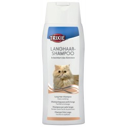 Champú para gatos de pelo largo 250 ML Trixie beauty care TR-29191
