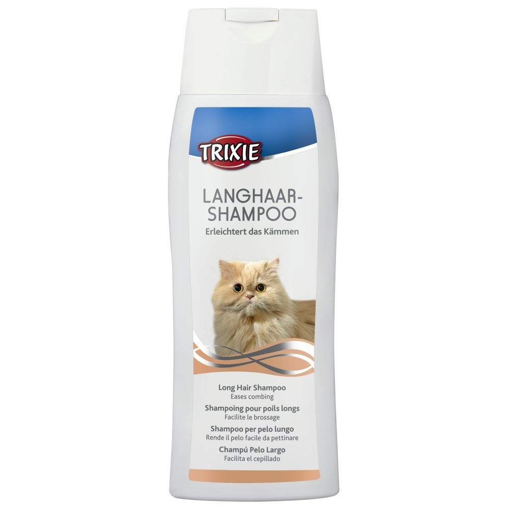 Shampoo for long-haired cats 250 ML Trixie beauty care TR-29191