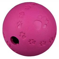 TR-34940 Trixie una bola de bocadillos para perro de ø 6 cm - dispensador de caramelos - color aleatorio Juegos de caramelos ...
