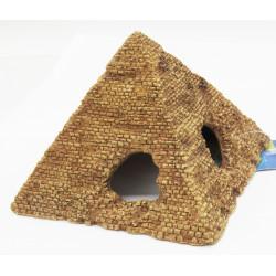 Pyramide 145 x 142 x 100 décoration aquarium Décoration et autre  Vadigran VA-15219