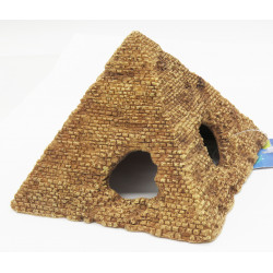 Vadigran Pyramide 145 x 142 x 142 x 142 x 142 x 100 Aquariendekoration VA-15219 Dekoration und Sonstiges
