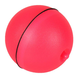 Pink led magic cat ball ø 6.5 cm Flamingo FL-560645 Games