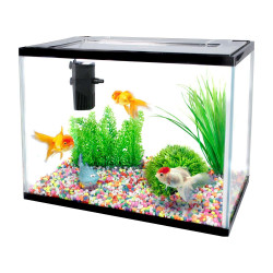 Flamingo FL-403578 complete aquarium lollipop 16 Litres 36 x 22 x 22 x 26 cm Aquariums