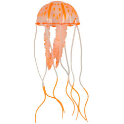 FL-410098 Flamingo Un acuario fluorescente Medusa de 5 x 15 cm Decoración y otros