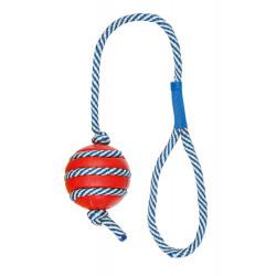Trixie Jouet sur corde phosphorescente - couleur aléatoire TR-34961 Jouet