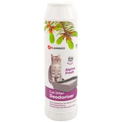Desodorante para lechos frescos alpinos 750 g Accesorio para lechos de flamencos FL-501065