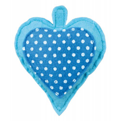 Trixie TR-45779 Heart felt with Valerian filling Cat toy, 11 cm Games