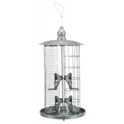Trixie Mangeoire a oiseaux, Station d'alimentation 3 en 1 - mangeoires extérieur TR-55421 Mangeoires extérieur