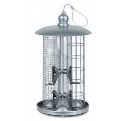 3-IN-1 BIRD MAURO FOOD SILO Outdoor feeders Vadigran VA-13975