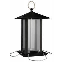 Trixie Outdoor bird feeder with metal perches. Outdoor feeders