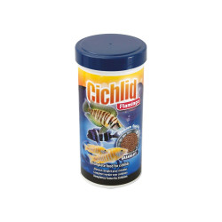 Granulated food 500 ml for cichlid - fish Flamingo food FL-404023