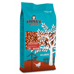 emma's garden Erdnusskerne geschält 2,25 kg, für Ihre Vögel. VA-420020 Nourriture graine