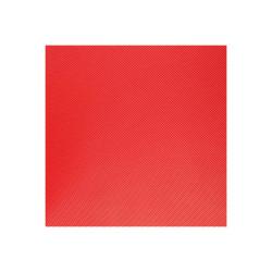 Flamingo Coussin titan teflon rouge 80 cm x 55 cm H 8 cm pour chien FL-1031250 Dodo