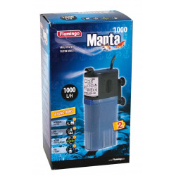 Flamingo FL-401808 pump Internal filter manta 1000 for aquarium aquarium pump