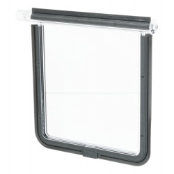 Trixie TR-44261 Spare hatch 14.5 x 15.5 cm for cat flap Cat flap