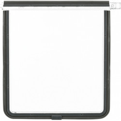 Trixie TR-44281 Spare hatch 18 × 20 cm for cat flap Cat flap