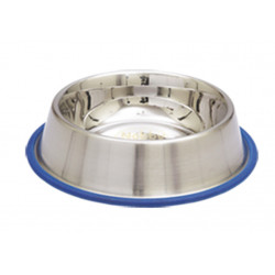 Stainless steel non-slip bowl ø 15,5 cm containing 0,25 L Bowl, bowl Nobby VA-73541